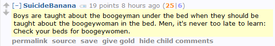 MRspermBoogywoman