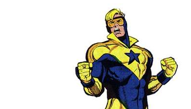 Booster Gold: Woman Puncher, Men's Rights Hero