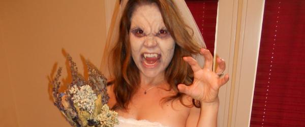 Vampire brides will steal your lifeblood