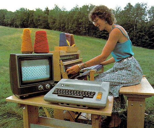Women: Easily confused by technology