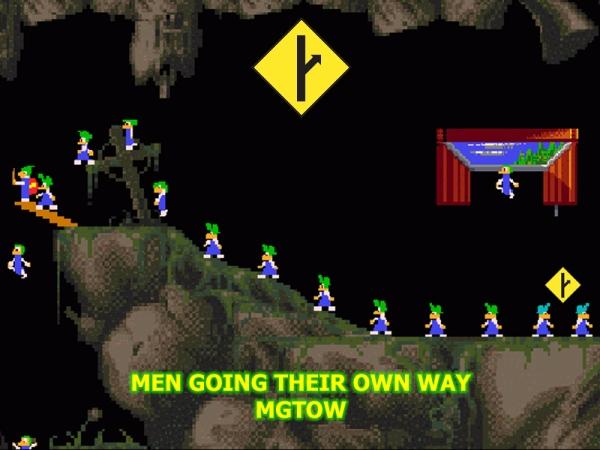 mgtow – We Hunted The Mammoth