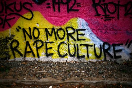 Prison rape jokes help to perpetuate rape culture