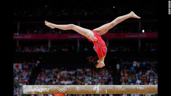 Women: Utterly iuncapable of athletic acheivement