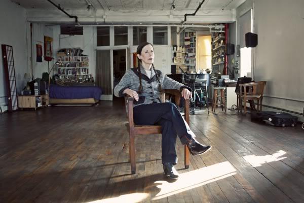 Meredith Monk, musical badass
