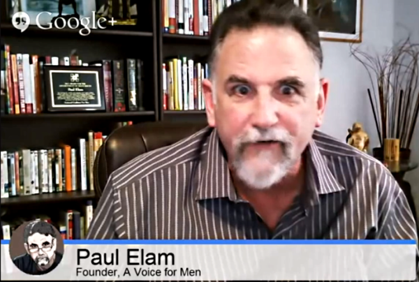 Paul Elam, Man of Peace