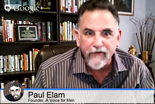 Paul Elam, Man of Peace