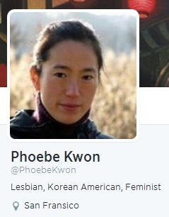 Phoebe Kwon, feminist Tweeter