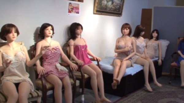 """Oriental Industries' new """"Dutch Wife"""" sex dolls: Cannot be distinguished from real women (if you've never seen a real woman)."""