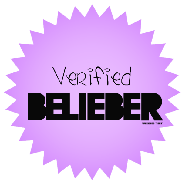 Actually I'm not sure if Anita Sarkeesian is Belieber Verified