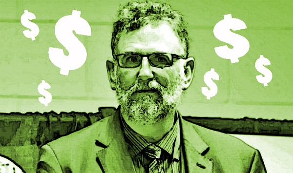 Paul Elam contemplates his future as an e-book millionaire