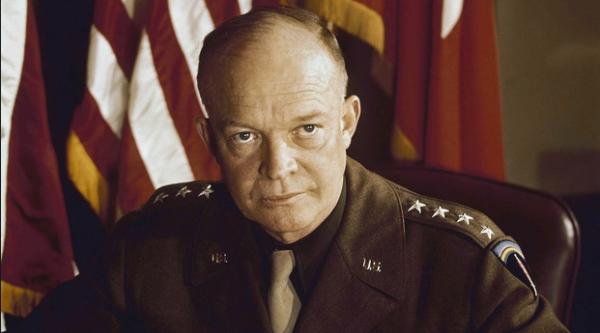 Dwight D. Eisenhower: A Gawker Media shill?