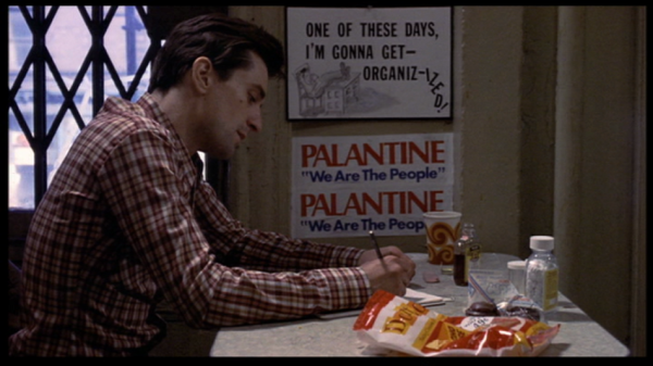 Travis Bickle: Not actually a good role model.