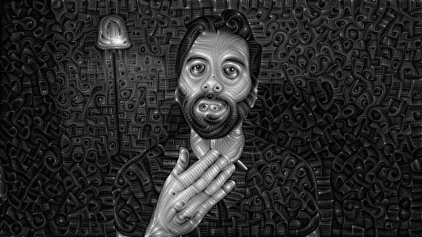 Deep Dream captures the real Roosh