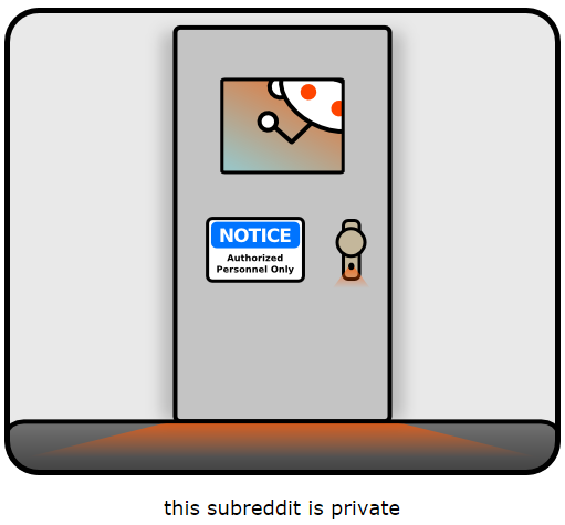 Hey, where'd that subreddit go?