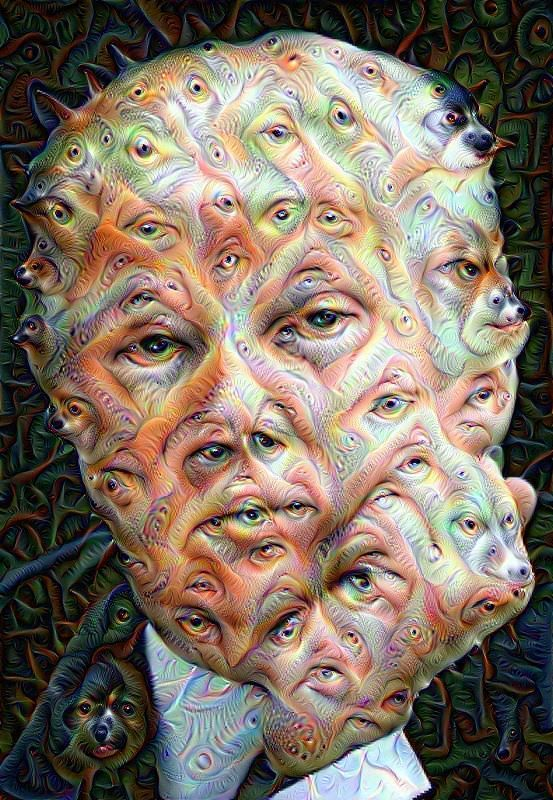 Deep Dream Reveals the Shocking Truth About Donald Trump's ...