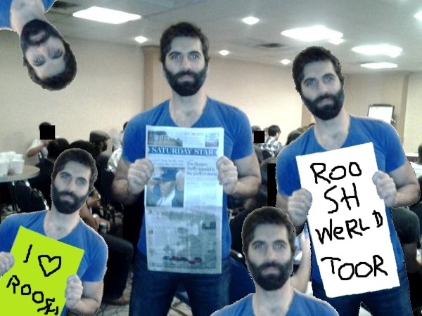 Roosh and friends in Toronto