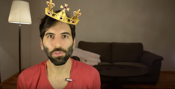 Hey Ladies! This man wants to be king of your castle