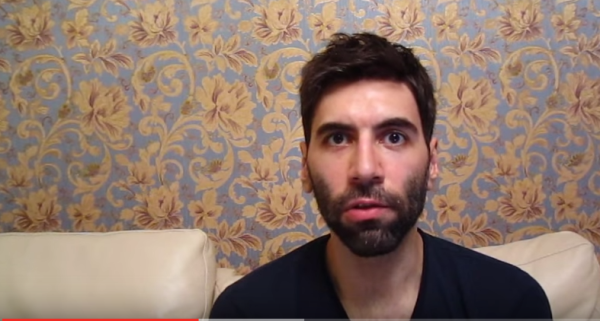 Roosh: What a grouch!